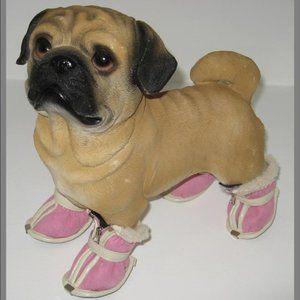 Fashion Pet ™ Shearling Boots